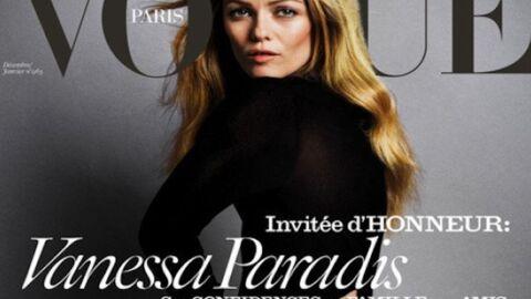 Vanessa Paradis nue pour Vogue: ça l'agace qu'on en parle autant