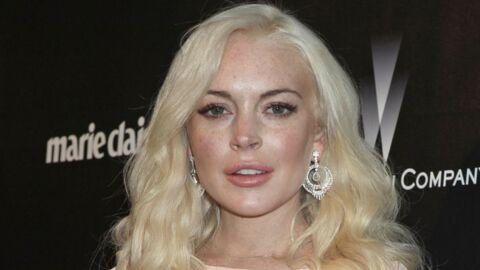Lindsay Lohan flirterait avec le fils de Dennis Hopper