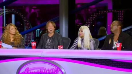 VIDEO Steven Tyler (Aerosmith) en drag queen pour American Idol