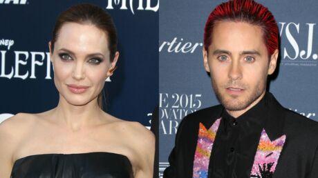 Angelina Jolie aurait-elle déjà retrouvé l'amour dans les bras de Jared Leto?