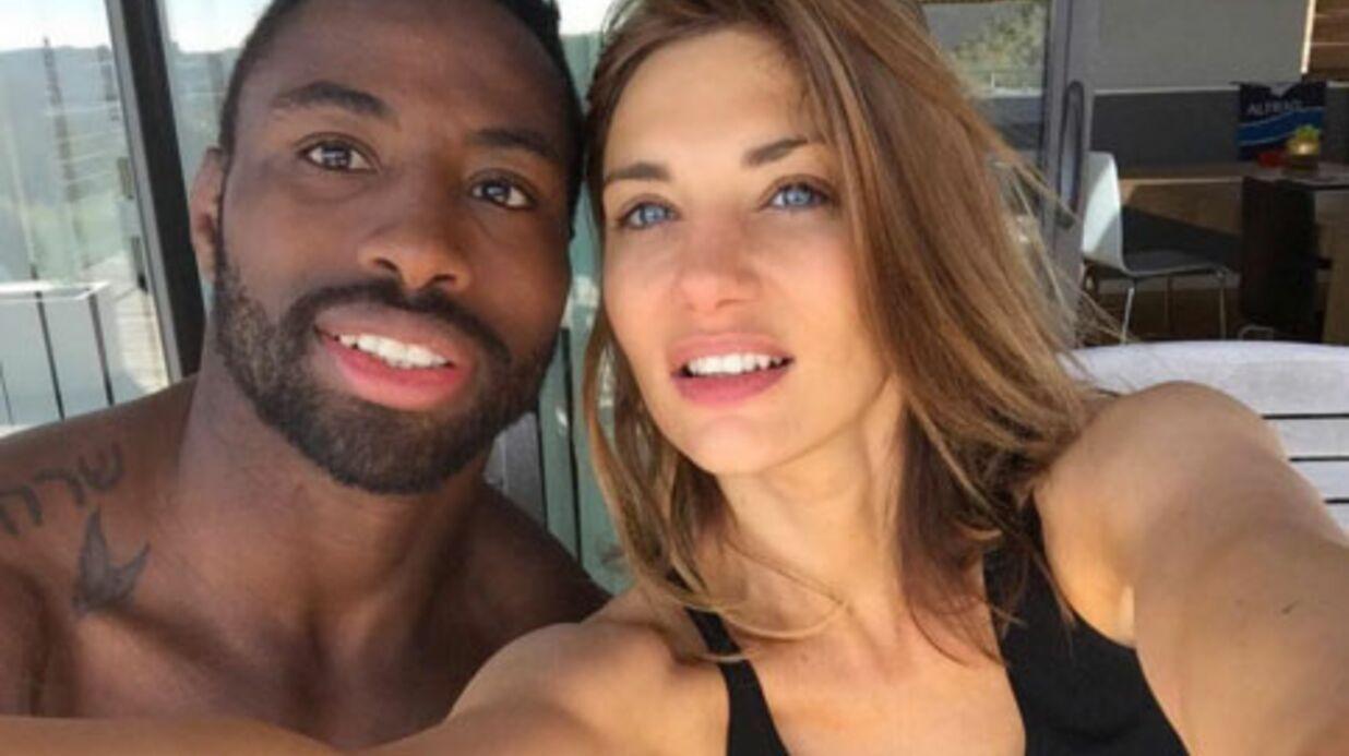 Ariane Brodier sexy en bikini, elle déclare sa flamme à son chéri, célèbre rugbyman