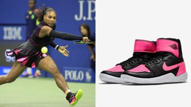 Jeu, set et Nike!