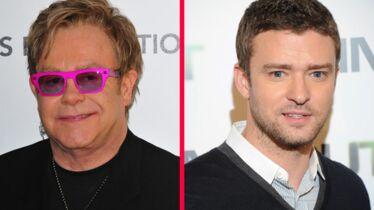 Elton John cherche clone