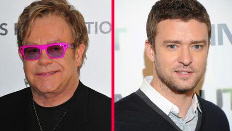 Elton John a très envie de Justin Timberlake (pour son biopic)