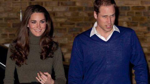 PHOTOS Le 31 décembre du prince William et de Kate Middleton
