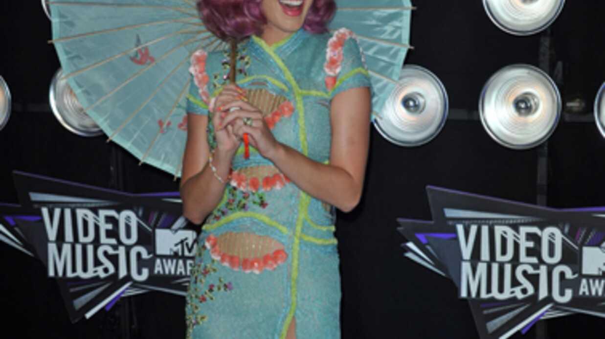 Katy Perry: le Nouvel An en charmante compagnie