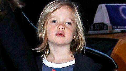 À 5 ans, la petite Shiloh Jolie-Pitt veut changer de nom