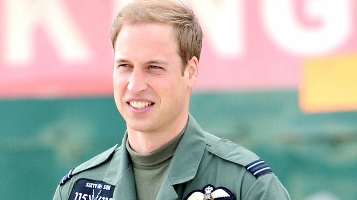 Le Nouvel An difficile du prince William