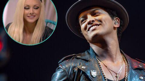 Bruno Mars aurait embrassé Florine de Secret Story 7 (selon elle)