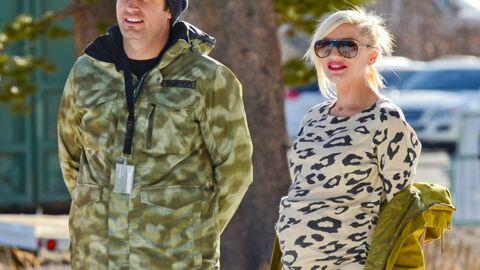 PHOTOS Gwen Stefani: une maman lookée et attentionnée aux sports d'hiver
