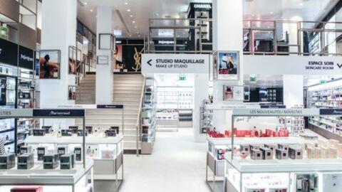 Rédecouvrez le magasin Marionnaud des Champs-Elysées