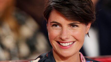 Alessandra Sublet se souvient de son passage très arrosé dans L'Amour est dans le pré