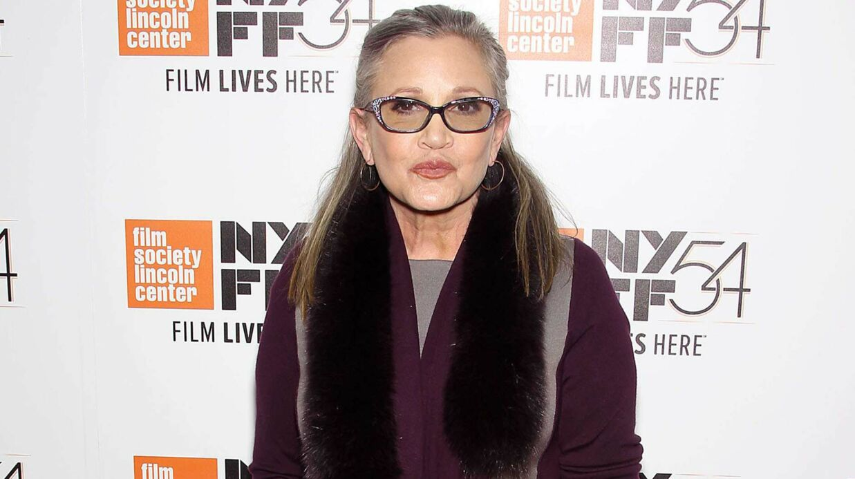 Mort de Carrie Fisher : les studios Disney vont toucher 50 millions de dollars d'as­su­rance, un record