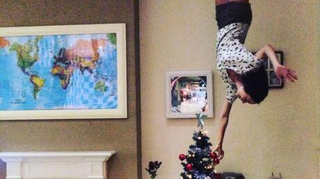 photo-nathalie-pechalat-marche-au-plafond-et-surprend-les-internautes