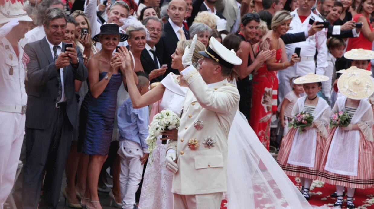 PHOTOS Albert et Charlene: huit cents invités à leur mariage