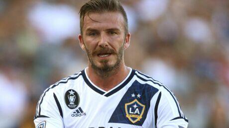 VIDEO David Beckham provoque une bagarre sur un terrain