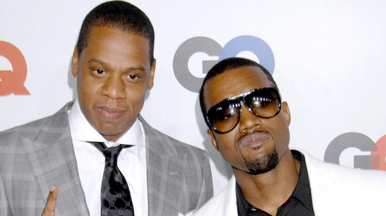 Jay-Z et Kanye West se moquent de Taylor Swift