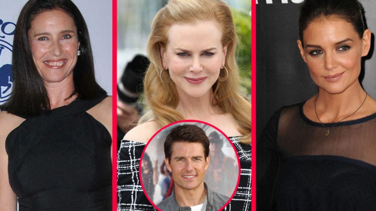 Tom Cruise: toutes ses femmes ont divorcé à 33 ans