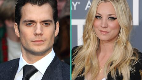 Henry Cavill (Superman) sort avec Kaley Cuoco (The Big Bang Theory)