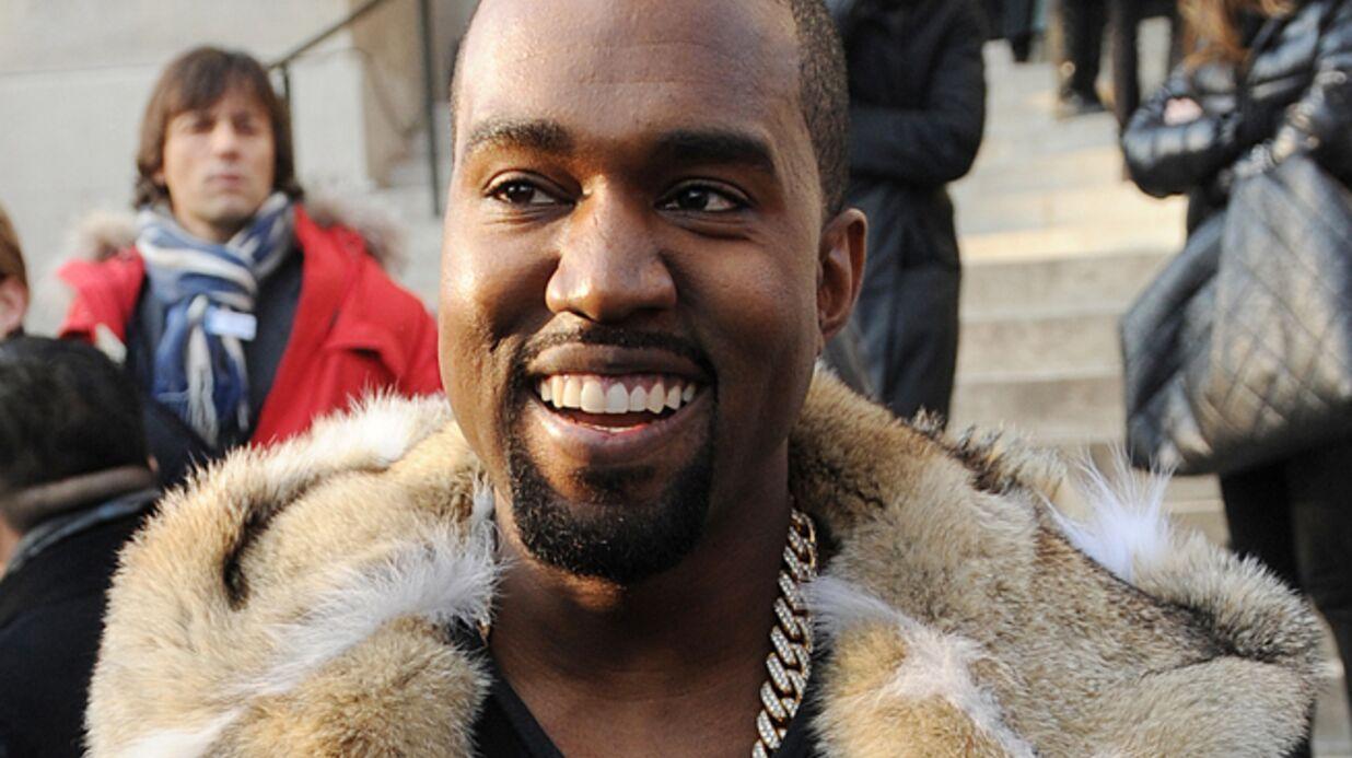PHOTO Kanye West: son inestimable premier cadeau de Fête des pères