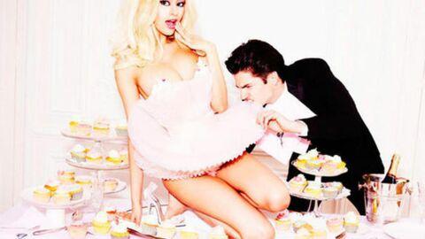 PHOTOS Zahia a ouvert sa pâtisserie-boudoir à Paris