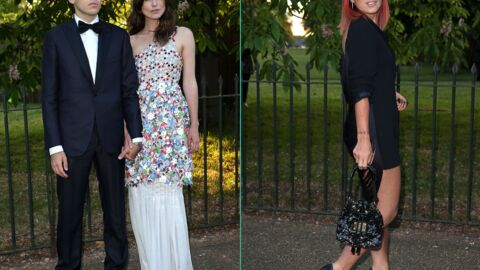 PHOTOS Keira Knightley amoureuse, Lily Allen sexy à la soirée Serpentine Gallery