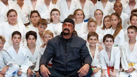 PHOTOS Steven Seagal donne… un cours de judo à Cognac