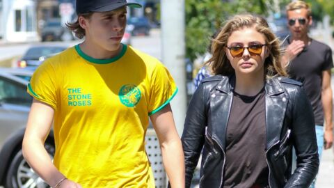 PHOTOS Chloë Grace Moretz et Brooklyn Beckham ne se lâchent plus
