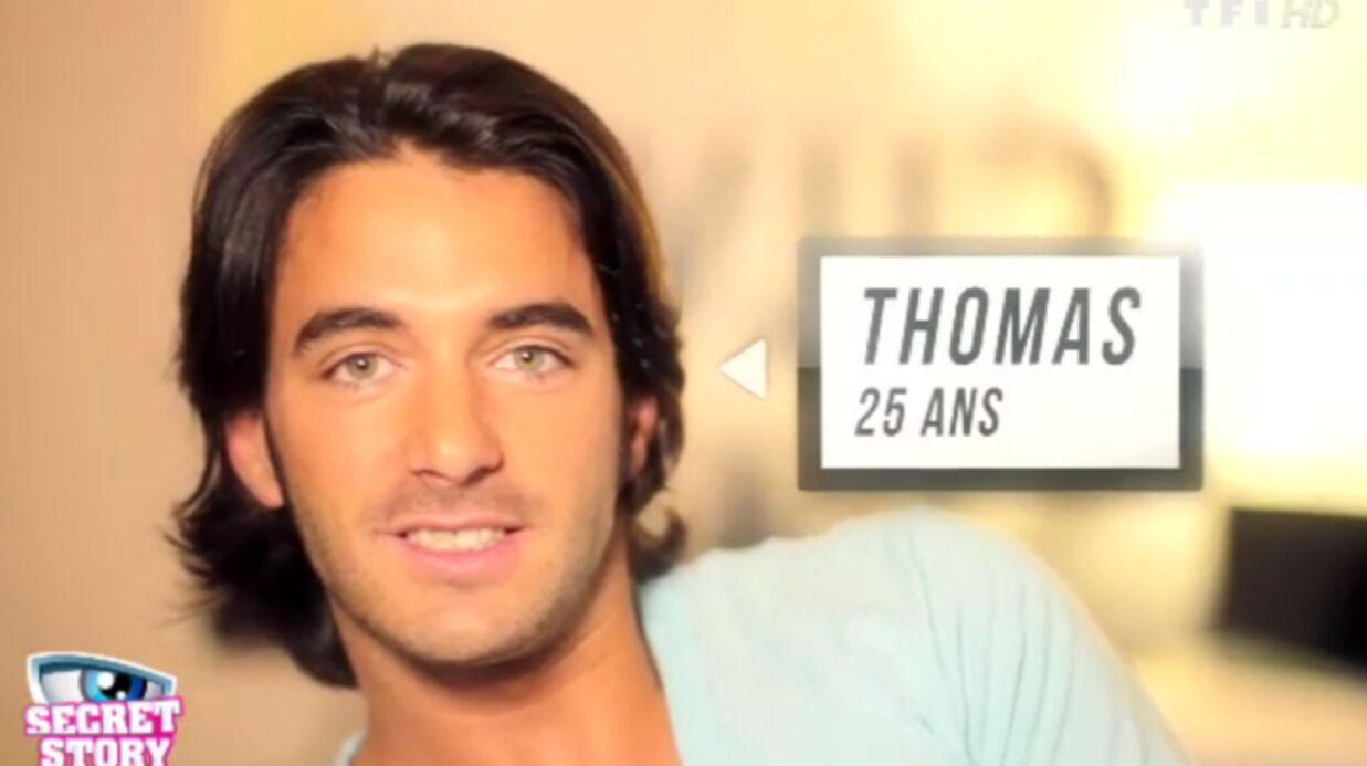 Secret Story 6: bio de Thomas