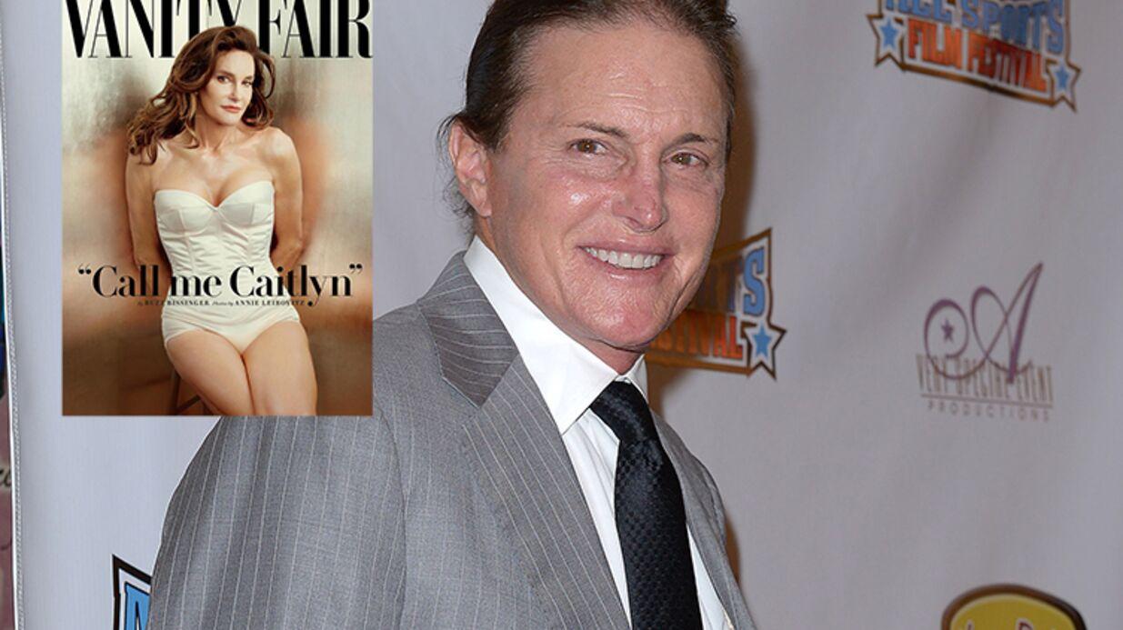 PHOTO Bruce Jenner affiche son nouveau corps de femme sur Vanity Fair