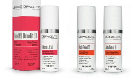 Dermaceutic inverse l'effet du temps sur la peau