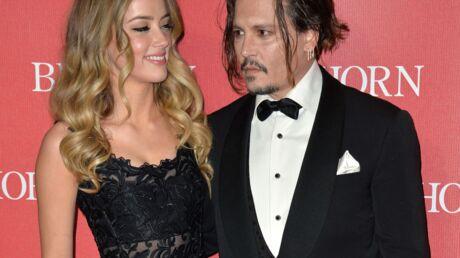 Amber Heard: des SMS compromettants pour Johnny Depp dévoilés