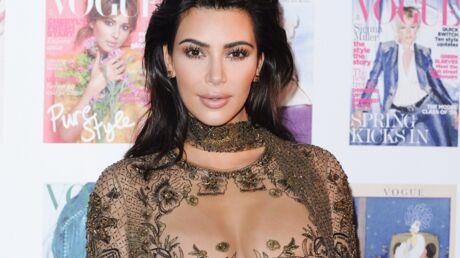 Kim Kardashian lance sa nouvelle ligne d'émoticônes vulgaires et drôles (mais surtout vulgaires)