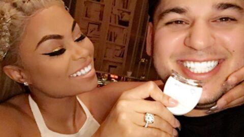 C'est officiel: Blac Chyna et Rob Kardashian vont avoir leur téléréalité