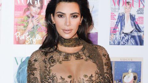 PHOTO Kim Kardashian dévoile (encore) intégralement son derrière, pour un projet «secret»