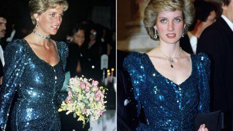 PHOTOS Lady Diana: sa mythique robe à paillettes (encore) proposée aux enchères