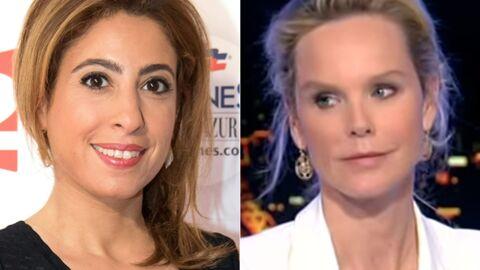 Léa Salamé et Vanessa Burggraf, sa remplaçante dans On n'est pas couché, avaient un pacte secret