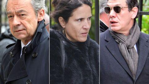 Obsèques d'André Rousselet: Michel Denisot, Mazarine Pingeot, Marc Lavoine et tant d'autres lui ont dit adieu