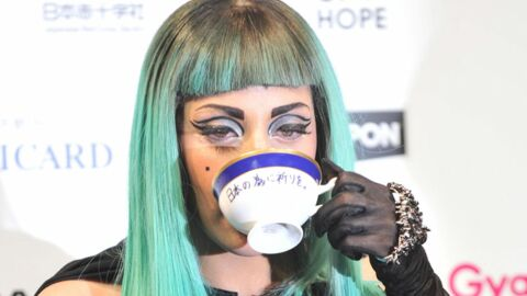 Lady Gaga: une tasse de thé à 38 000 euros