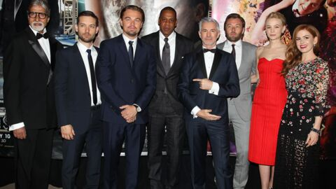 DIAPO Leonardo DiCaprio et Jay-Z à l'avant-première de Gatsby le magnifique