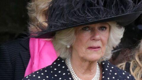 Camilla Parker Bowles effondrée aux obsèques de son frère