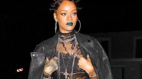 PHOTOS: le look complètement raté de Rihanna
