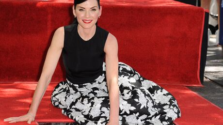 DIAPO Julianna Margulies (Urgences) reçoit son étoile sur le Walk of Fame