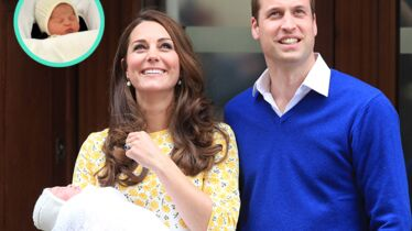 Découvrez le visage du royal baby
