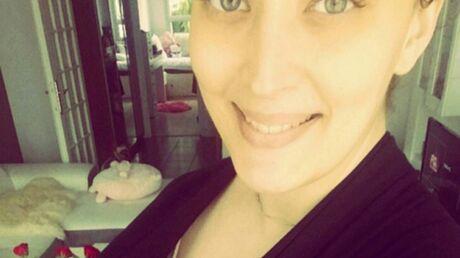 PHOTO Kelly Bochenko (La Ferme Célébrités en Afrique) a accouché de son premier enfant