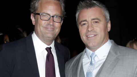 PHOTO Joey et Chandler se retrouvent! Matt LeBlanc rend une visite surprise à Matthew Perry
