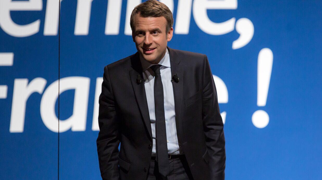 Emmanuel Macron est en fait le cousin d'un de ses adversaires politiques
