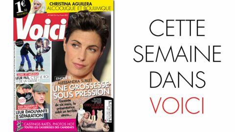 Alessandra Sublet: une grossesse sous pression