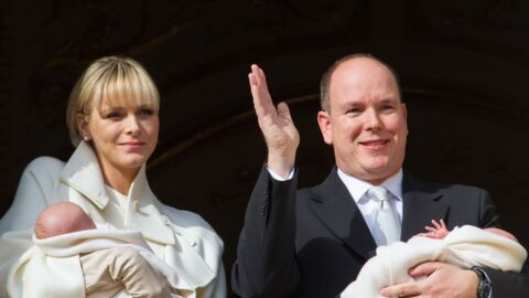 Les jumeaux de Charlène et Albert de Monaco baptisés le 10 mai 2015