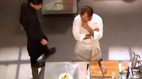 Top Chef: Olivier Streiff s'explique sur son attitude vexante face à Franck Radiu et en veut à M6